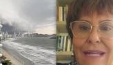 Sense Márcia explica passagem do 'ciclone bomba' pelo Brasil