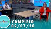 Tricotando (02/07/2020)   Completo