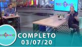 Tricotando (03/07/2020)   Completo