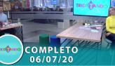 Tricotando (06/07/2020)   Completo