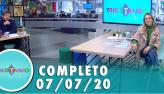 Tricotando (07/07/2020)   Completo