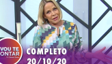 Vou Te Contar (20/10/2020) | Completo