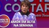 Sensitiva Márcia Fernandes alerta:
