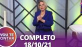 Vou Te Contar (18/10/2021) | Completo