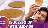 Aprenda a fazer Dalgona Candy, biscoito da série Round 6: veja receita!