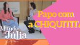 Chiquititas: Júlia Pereira bate papo com Renata del Bianco