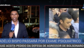 Justiça de Minas autoriza exame psiquiátrico a Adélio Bispo