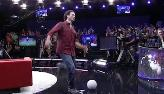 Marco Luque encara desafio 'De Cara Pro Gol'