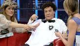 Wanderley Cardoso ganha camisa 'curinga' para torcer por 3 times