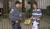 Pol�cia � acionada para conter briga de ex-casal