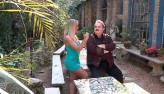 Gilberto Barros entrevista Vivi Fernandez no 'De Cara com a Fera'