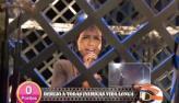 Miss Bumbum encara desafio no globo da morte com Yuri Fernandes