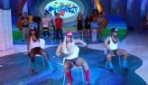 MC Fil� apresenta 'Strip Tease' no S�bado Total