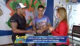 Mc Leozinho visita escola de funk em S�o Paulo (2)
