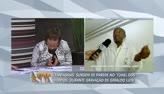 M�rcia Fernandes aconselha a n�o falar mal dos mortos em enterros