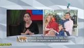 'Quem � rico merece morrer em acidente de avi�o?', protesta S�nia Abr�o (3)