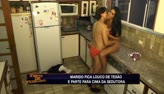 Infiel 'pega' sedutora na cozinha (9)