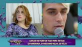 Carlos quer sua namorada, 24 anos mais velha do que ele, de volta