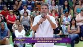 Jo�o Kleber apresenta as atra��es do 'Voc� na TV'