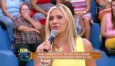 �ngela diz que preferiu ficar em reality show para n�o ver a irm� morta