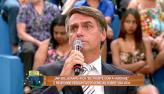 'Esperamos tomar de assalto a Comiss�o de Direitos Humanos', diz Bolsonaro