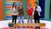 Celso Zucatelli, Mariana Le�o e Edu Guedes causam no 'Voc� na TV'