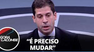 """Secretário de Desestatização afirma: """"Economia se faz com o setor privado"""""""