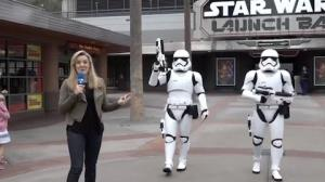 """Fãs de """"Star Wars"""" têm a chance de viver a saga em parque da Disney"""