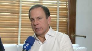 João Doria convida Hans Donner a apresentar projeto especial para SP