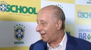 CBF anuncia parceria com a Universidade Brasil