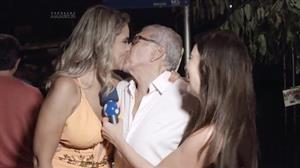 """Carlos Alberto de Nóbrega sobre namorada: """"Presente de Deus"""""""