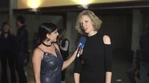 """Marília Gabriela: """"Não me preocupo muito quanto estou envelhecendo"""""""