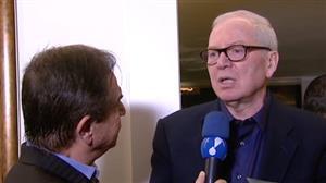 """Lírio Parisotto fala sobre polêmica com Luiza Brunet: """"Foi mal orientada"""""""