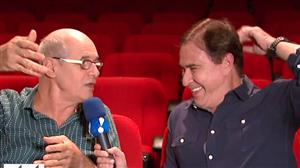 Marcos Caruso relembra dia que dirigiu Dercy Gonçalves na televisão
