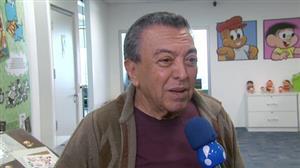 "Mauricio de Sousa conta que quase foi cantor: ""Era sonho da minha mãe"""