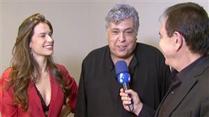Sidney Magal comenta parentesco com Vinicius de Moraes