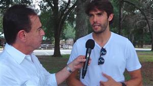 """Kaká fala de relacionamento com Carol Dias: """"Ela me ajudou a recomeçar''"""