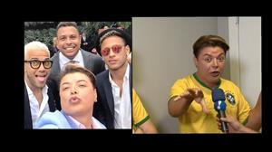 """David Brazil conta """"fofocas"""" do casamento de Marina Ruy Barbosa"""