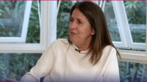 Veja a entrevista exclusiva de Amaury Jr. com a escritora Martha Medeiros