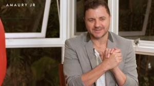 Lilia Klabin entrevista Maurício Manieri no programa Amaury Jr.