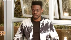 Lilia Klabin entrevista Kevin Ndjana no programa Amaury Jr.