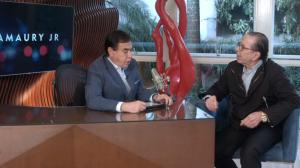 Dr. Antônio Macedo fala sobre cirurgia robótica e atendimento a Bolsonaro