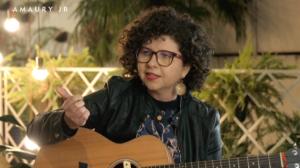 """Roberta Campos fala sobre novo DVD """"Todo caminho é sorte"""""""
