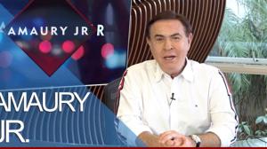 Amaury Jr inicia série de reportagens na Europa