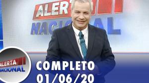 Alerta Nacional (01/06/20)   Completo