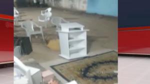 Homem atropela grupo que fazia culto em rua no Ceará