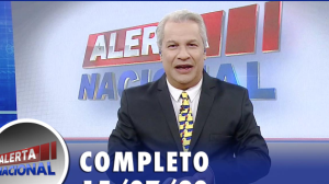 Alerta Nacional (15/07/20) | Completo