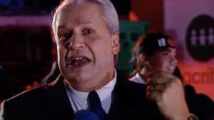 """Sikêra Jr e elenco encaram o """"Corredor de Fogo"""" em desafio do Alerta"""