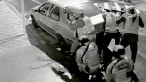 Imagens mostram pânico da população durante tiroteio em Botucatu