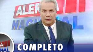 Alerta Nacional (03/08/20)   Completo